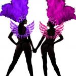 """Bourbon and Burlesque with Lulu and the Lushes presents """"MARDI GRAS MAYHEM"""""""