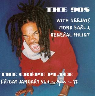 THE 90's w/ Monk Earl and General Phlint